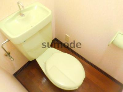 【トイレ】ファミール1号館