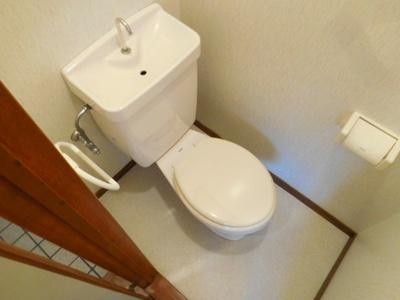 【トイレ】ヌヴェール木村