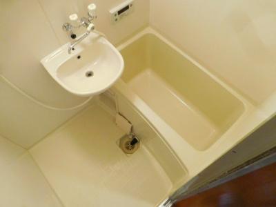 【浴室】ヌヴェール木村
