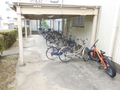 【駐車場】サンワロイヤルマンション2号館