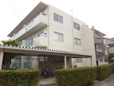 【外観】サンワロイヤルマンション2号館