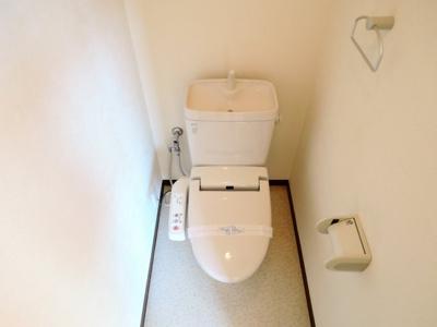 【トイレ】グランディールKAMITANABE