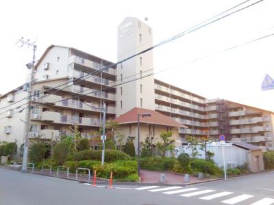 【外観】藤和コアティ高槻ハイタウンC号棟