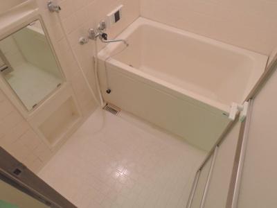 【浴室】藤和コアティ高槻ハイタウンC号棟