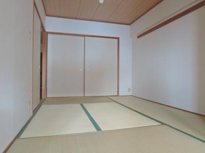 【寝室】藤和コアティ高槻ハイタウンC号棟