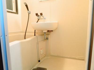 【浴室】シティーハイツ天神