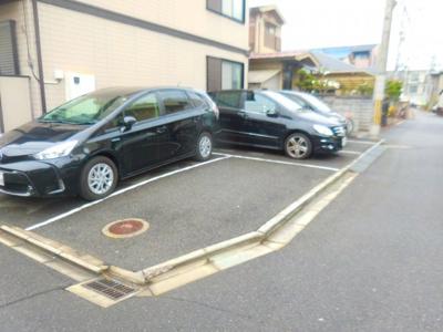 【駐車場】レトアハイツ