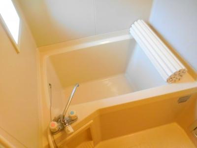 【浴室】レトアハイツ
