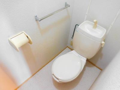 【トイレ】レトアハイツ