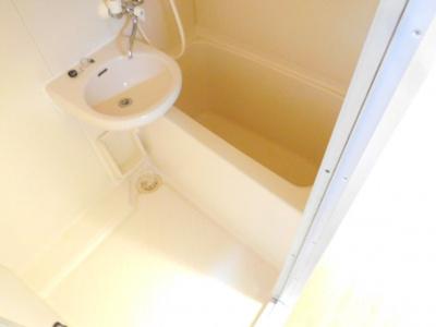 【浴室】サンハイツ殿町