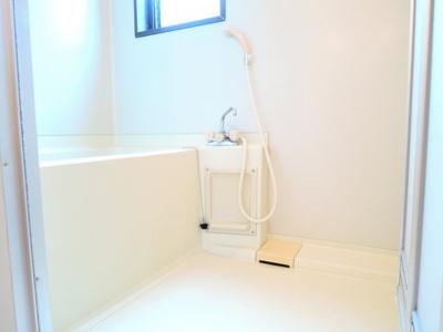 【浴室】ヴィラ明野