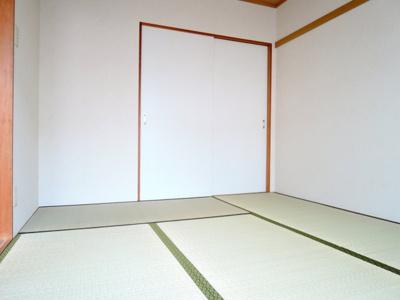 【和室】グレースハイムA棟