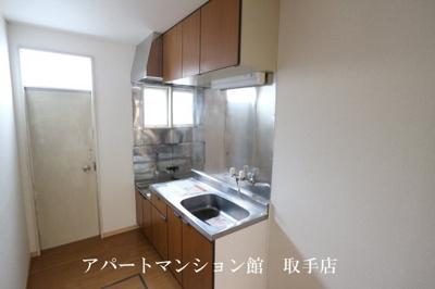 【居間・リビング】サンモールMⅡ