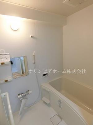 【浴室】サンヒルズ 大島駅2分 空室 平成1年築 77.47平米