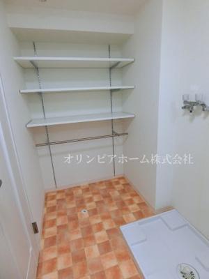 【その他】サンヒルズ 大島駅2分 空室 平成1年築 77.47平米