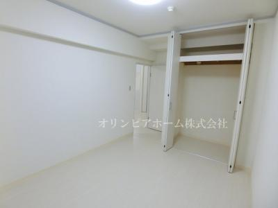 【洋室】サンヒルズ 大島駅2分 空室 平成1年築 77.47平米