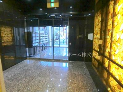 【エントランス】サンヒルズ 大島駅2分 空室 平成1年築 77.47平米