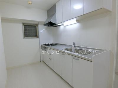 【キッチン】サンヒルズ 大島駅2分 空室 平成1年築 77.47平米