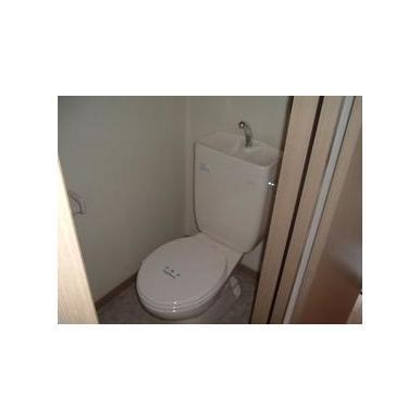 COZY・HOUSE・SOGAのトイレ