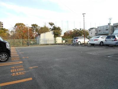 【外観】深田駐車場