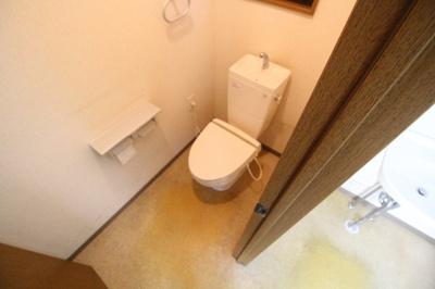【トイレ】マンション輪泉