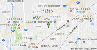 【地図】芦田ハイム宛