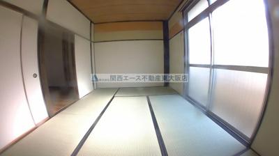 【寝室】菊池マンション