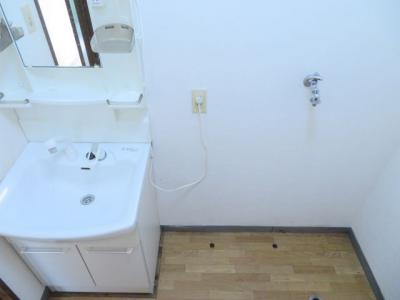 同タイプの別の部屋の写真です。