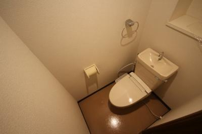 【トイレ】サンビルダー王子公園