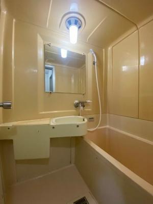 【浴室】三和マンション