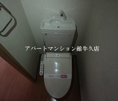 【トイレ】グランチェスタ