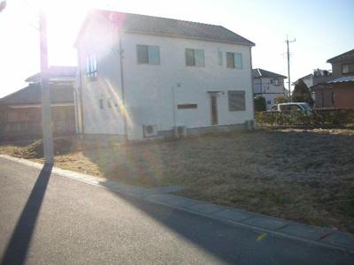 熊谷市妻沼 800.4万 土地②(全2区画)