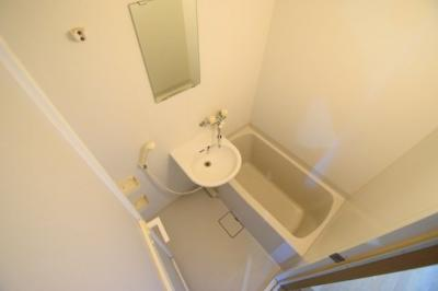 【浴室】ラナップスクエア新福島