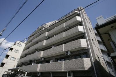 【外観】ライオンズシティ府中 7階 リフォーム済