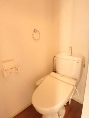 RK汐見ヶ丘のトイレ