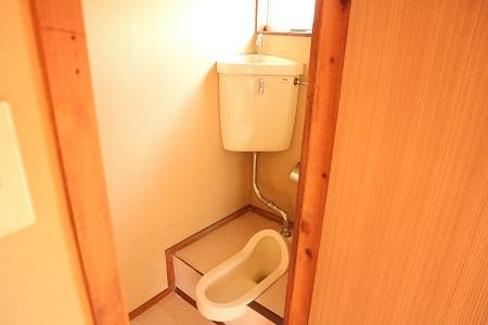 和式トイレ(水栓)