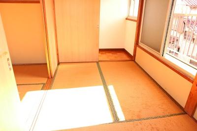 2F和室3帖部屋-2