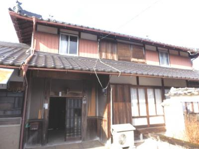 【外観】春日町野上野中古住宅