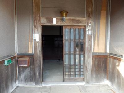 【玄関】春日町野上野中古住宅