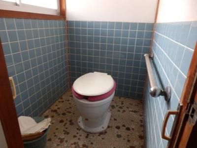 【トイレ】春日町野上野中古住宅