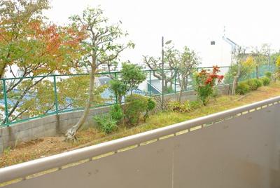 【展望】上高丸厚生年金住宅3号棟