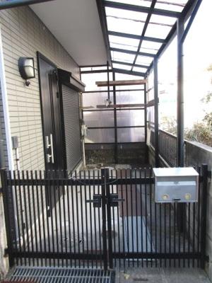 【駐車場】神戸市垂水区高丸7丁目 中古戸建