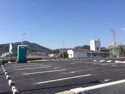 【駐車場】ラフィーネ神戸SouthWing