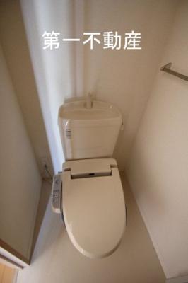 【トイレ】リラフォートA