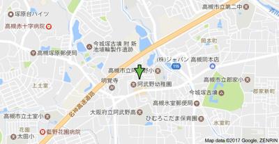 【地図】樋口マンション (株)Roots