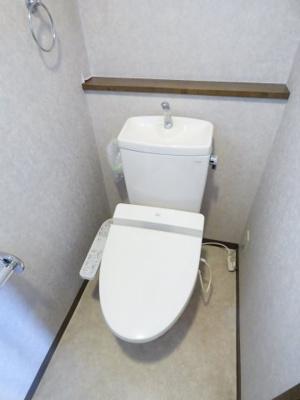 【トイレ】ファミール三井3