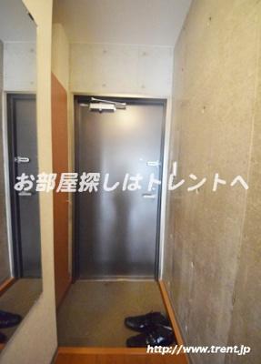 【玄関】CHURA VISTA