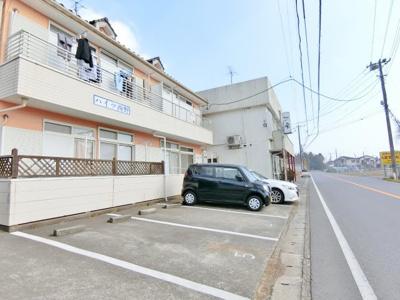 【駐車場】ハイツ西野