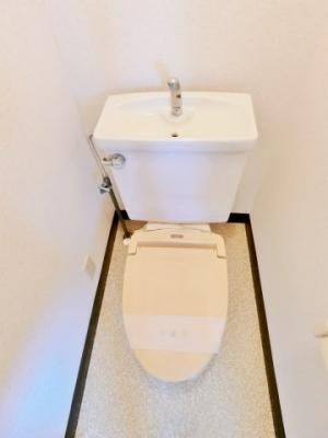 【トイレ】ハイツ西野