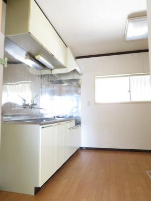 【キッチン】アレスト西富山